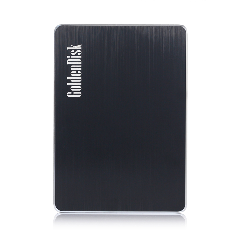Goldendisk Original Brand New 2014 2.5 SSD 128GB Hard Disk internal SATA III 6Gb/s Solid State Drive Free shipping(China (Mainland))