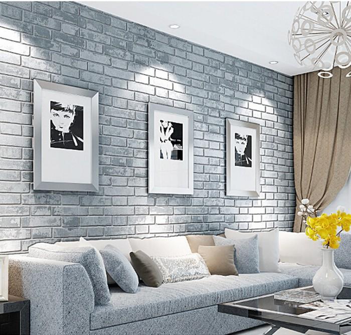 Behang wit met zwarte kruisjes beste inspiratie voor huis ontwerp - Papel pared salon ...