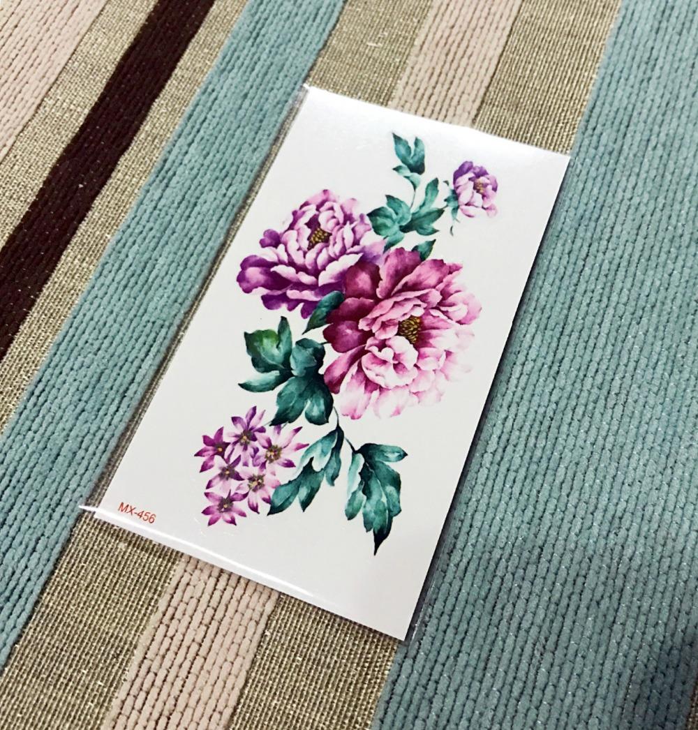 fleur de pivoine de tatouage achetez des lots petit prix fleur de pivoine de tatouage en. Black Bedroom Furniture Sets. Home Design Ideas