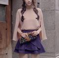 Tamanho grande Vestido de Verão 2016 Moda Feminina Casual Lolita Roupas Dos Desenhos Animados Lantejoulas Mini Vestido Mini Vestido vestido de festa longo
