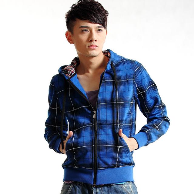 Mens hoodie clothes new product 2013 slim hoody cardigans men brand casual men jacket YD003
