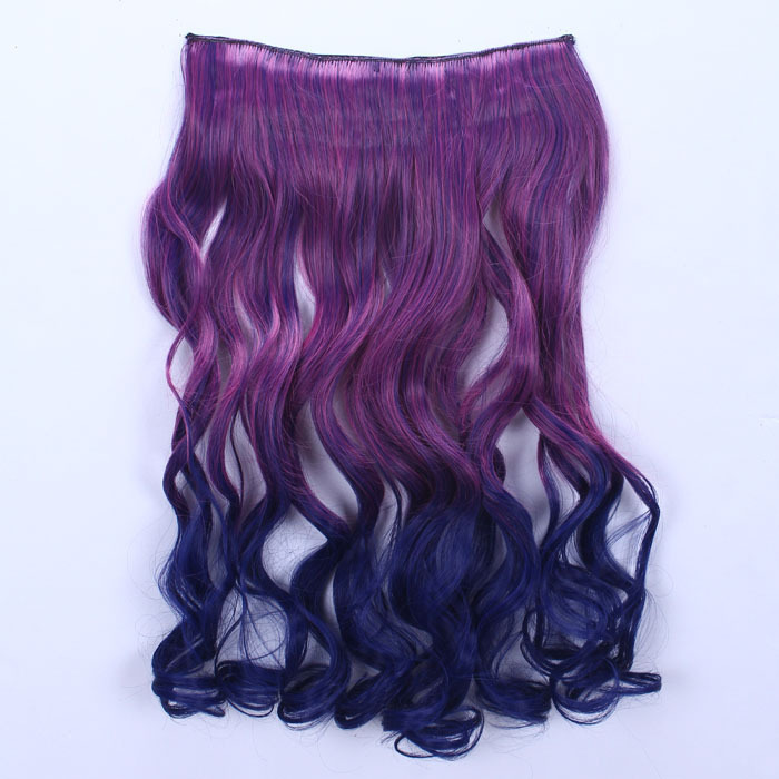Pink purple hair extensions trendy hairstyles in the usa pink purple hair extensions pmusecretfo Images