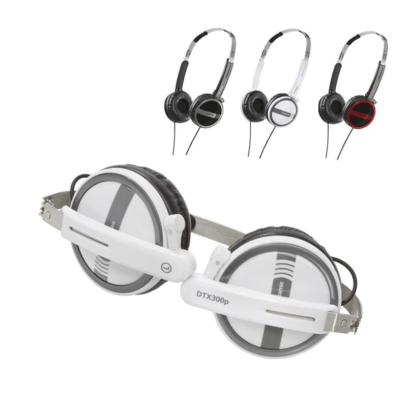 Power dtx300p dtx300 portable earphones