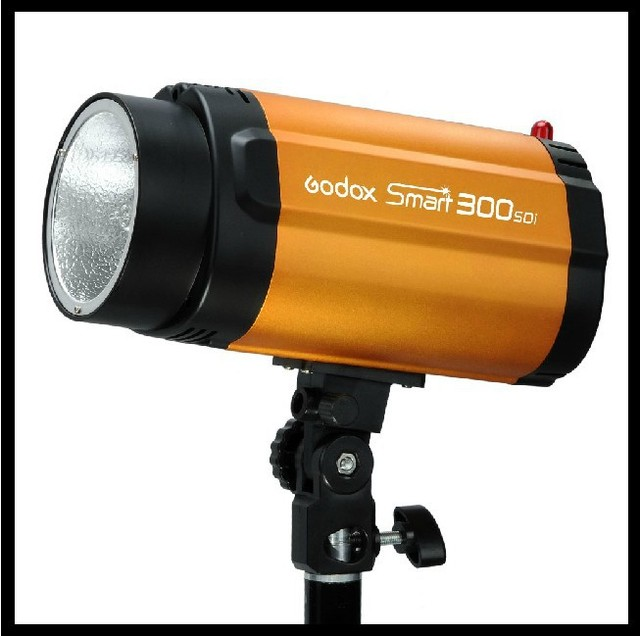 Fotografia Steadycam [drop Shipping] Godox Smart 300sdi Pro Photography Strobe Photo Studio Flash Light 300ws 300w 220v 30200066