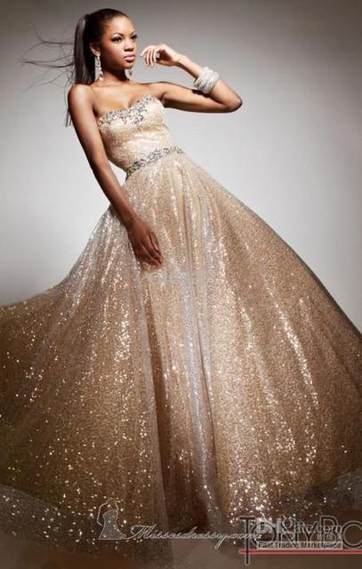 NEW Wholesale - Fetching Rhinestone Details Sheath One Shoulder Side Slit Sweep Train Evening Dresses Prom Gowns