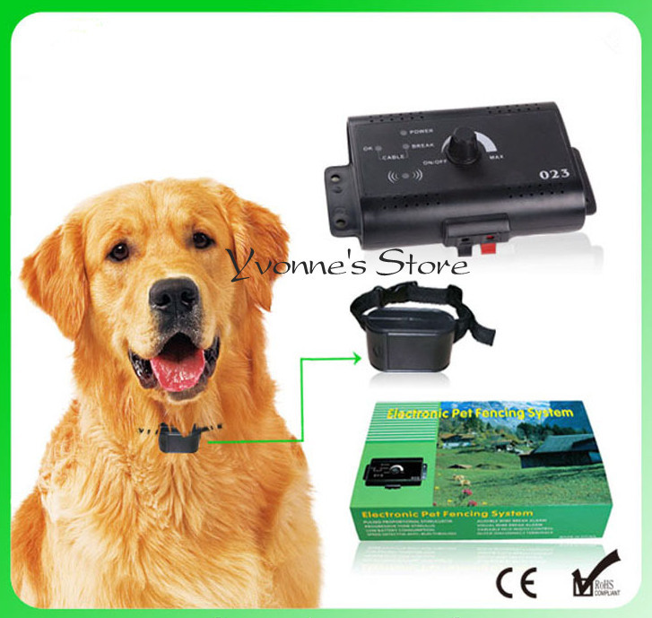 cerca jardim cachorro : cerca jardim cachorro:Electric Shock Fence for Pet Control