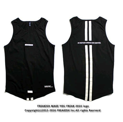 2015 New Summy Style Bodybuilding Tanks Men Hip Hop 3d Tank Top Size m-xxl Stringer Men Undershirt Tights Men Tank Tops For Men(China (Mainland))