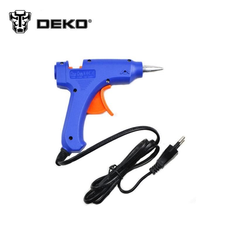 пистолет для склеивания DEKO 20W