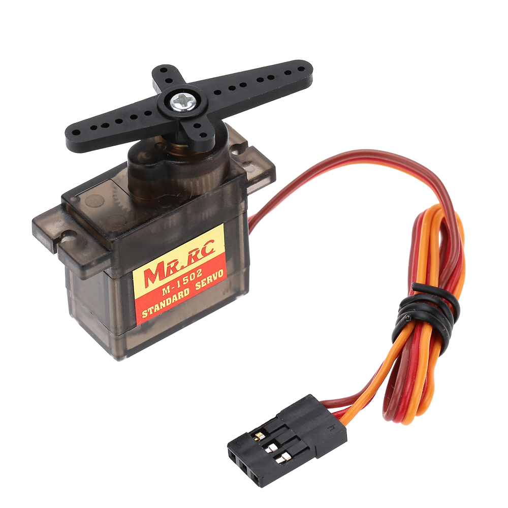 MR.RC M-1502 Full Metal Gear Digital Micro Servo 9g for RC 250 450 Helicopter Car(China (Mainland))