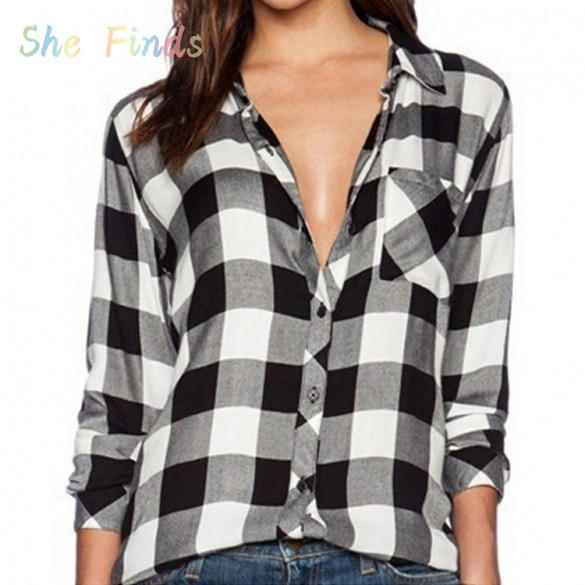 Sharpen up your style with our collection of women's shirts. From classic white shirts to printed, denim and Western shirts, shop all women's shirts here. Womens Shirts. Black check patchwork denim shirt. Quick view. Add to wishlist. £