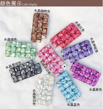 Wholesale Cell Phone Case Covers Korea For iphone5 iPhone 4S .creative cell phone cover.Free shipping. Mixed color