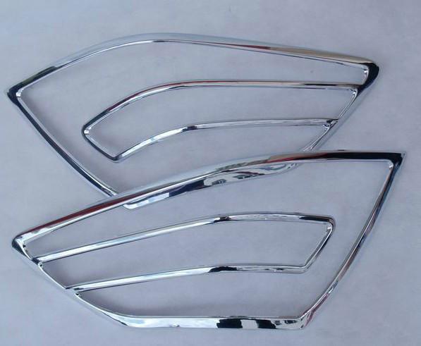 ABS Chrome Rear headlight Lamp Cover For 2008-2012 TEANA
