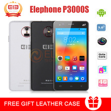 "5"" Elephone P3000S Smartphone MTK6592 Octa Core 2GB/3GB 16GB 4G LTE 3G WCDMA  8.0MP+13.0MP GPS WIFI New Cell Mobile Phone(China (Mainland))"