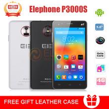 """5 """"elefono P3000S smartphone mtk6592 octa core 2 gb/3 gb 16 gb 4g lte 3g wcdma 8.0mp + 13.0mp gps wifi nuovo telefono mobile delle cellule(China (Mainland))"""