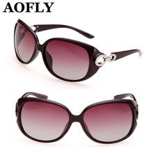 Vintage Fashionable Polarized Sunglasses Women Polaroid Gradient lens glasses oculos de sol feminino women brand designer