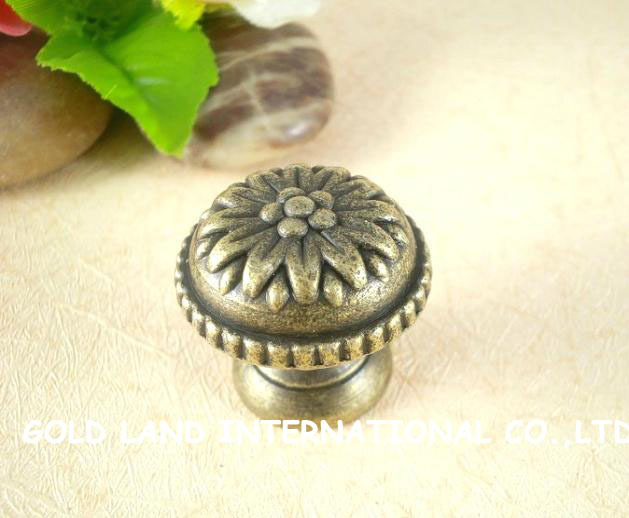 D29xH28mm Free shipping zinc alloy furniture handle drawer knobs<br><br>Aliexpress