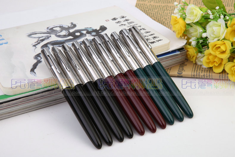 1Pcs/Lot Hero fountain pen 616 classic fountain pen free shipping(China (Mainland))