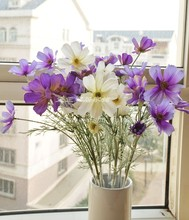 Startlingly quality artificial flowers artificial flower dining table flowers small calliopes
