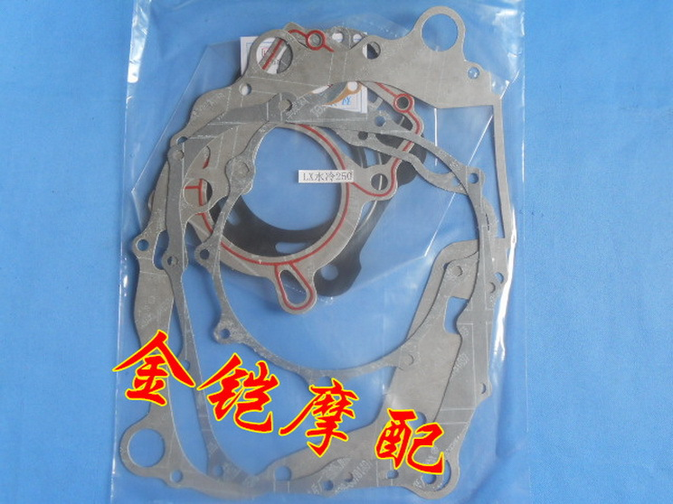 Free Shipping Loncin motorcycle cg250 water tricycle tg260 water cylinder head pad car pad(China (Mainland))