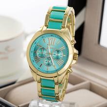 Gin marca las nueva 2015 moda relojes para hombres relojes de cuarzo de acero inoxidable reloj de lujo hombres ' s reloj del relogio