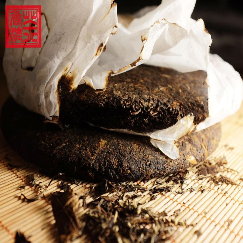 Premium shu puerh 357g Chinese elite mature Shu Pu erh leaves premium nutty flavor health tea