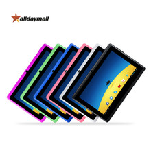 Alldaymall Tablet PC  Android Tablet 7 inch 1024*600 HD Tablets A33 Quad Core 8GB ROM Tablette 7 Pouces With 5V 2A Charger(China (Mainland))