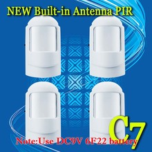 Buy Free Shipping!4 Pcs/lot Wireless PIR motion sensor cost alarm system PIR Detector home security system 433MHZ OR 315MHZ for $19.48 in AliExpress store