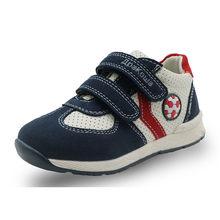 Apakowa חדש לנשימה ילדי נעלי בני נעלי מותג ילדי עור מפוצל סניקרס ספורט נעלי אופנה מזדמן ילדי ילד סניקרס(China)