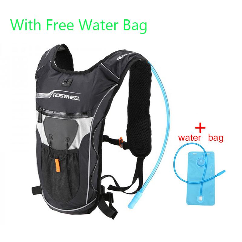 Roswheel Ultra-Light Cycling Backpack MTB Road Bike Hydration Backpack Travel Hiking Backpack Water Bag Mochila Hidratacion<br><br>Aliexpress