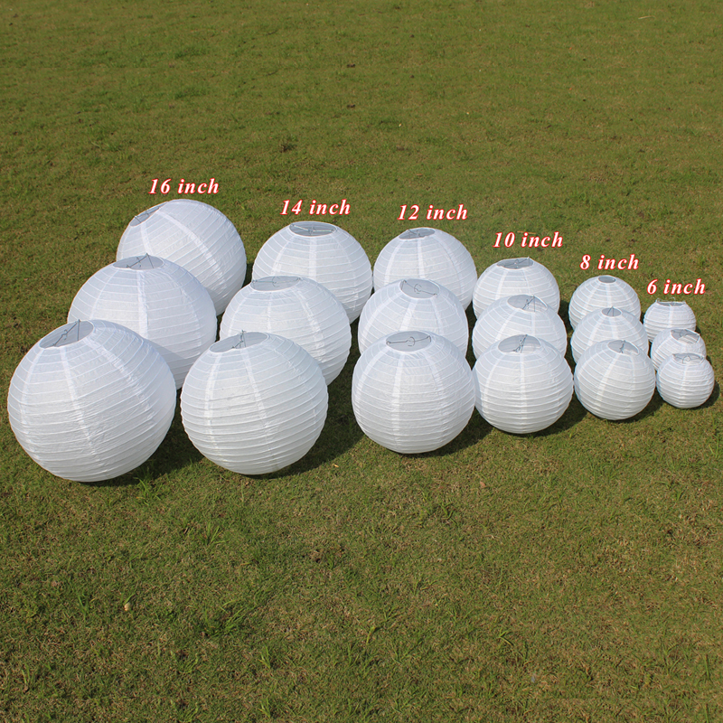 10pcs-6-8-10-12-14-16-Inch-White-Chinese-Paper-Lanterns-For-Party-Wedding-Decoration (1)
