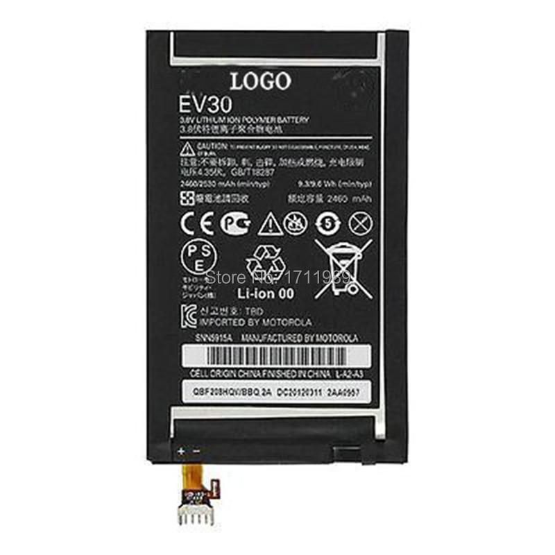 Original EV30 SNN5915A Replacement Battery For Motorola Verizon Droid Razr HD XT926 XT925 XT905 SNN5915A Bateria + Tracking Code(China (Mainland))