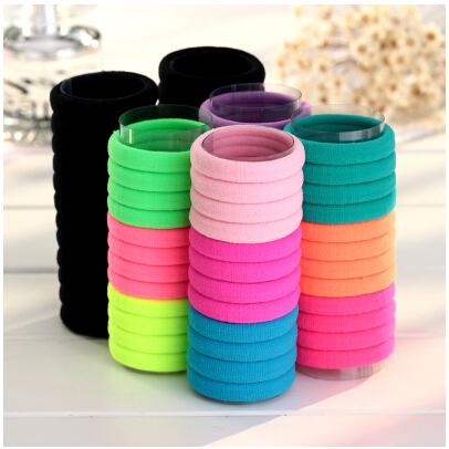 TS-10pcs-lot-Candy-Colored-Hair-Holders-High-Quality-Rubber-Bands-Hair