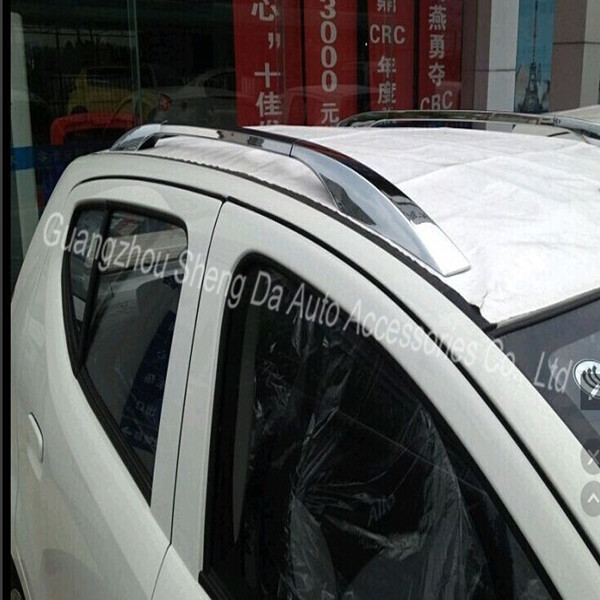 HYUNDAI IX35 Auminum alloy roof racks/top side rails(chrome on the surface).ix35 luggage racks,for 2012-2015(China (Mainland))