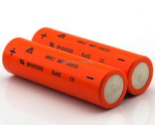 Бесплатная доставка для оригинальный MNKE IMR18650 1600 мАч 3.7 В литиевая батарея с высокой мощности для электронной сигареты