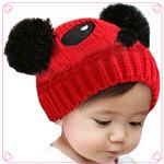 baby knitting hat