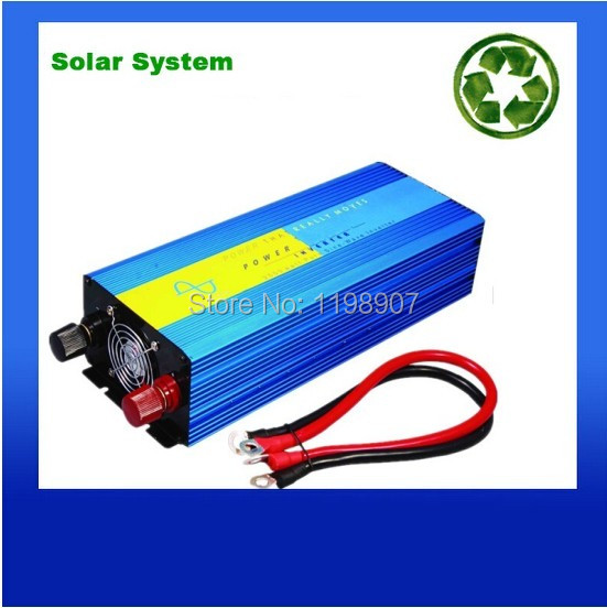 inversor 12v onda senoidal pura Home Solar Inverter 1000w Pure Inverter Inicio Solar Inverter 1000w inversor puro<br><br>Aliexpress