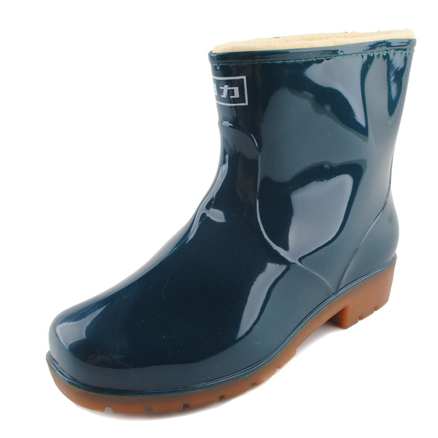 Creative Rainboots Rain Boots Waterproof Boots Gumboots Fishing Boots Women