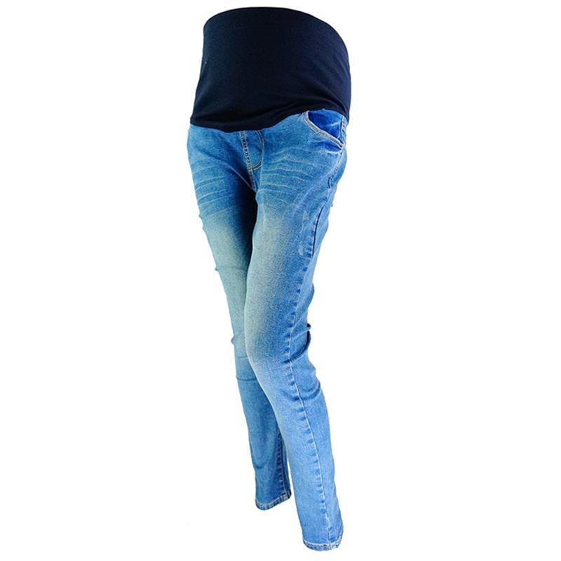 Embroidery Pocket Jeans Design