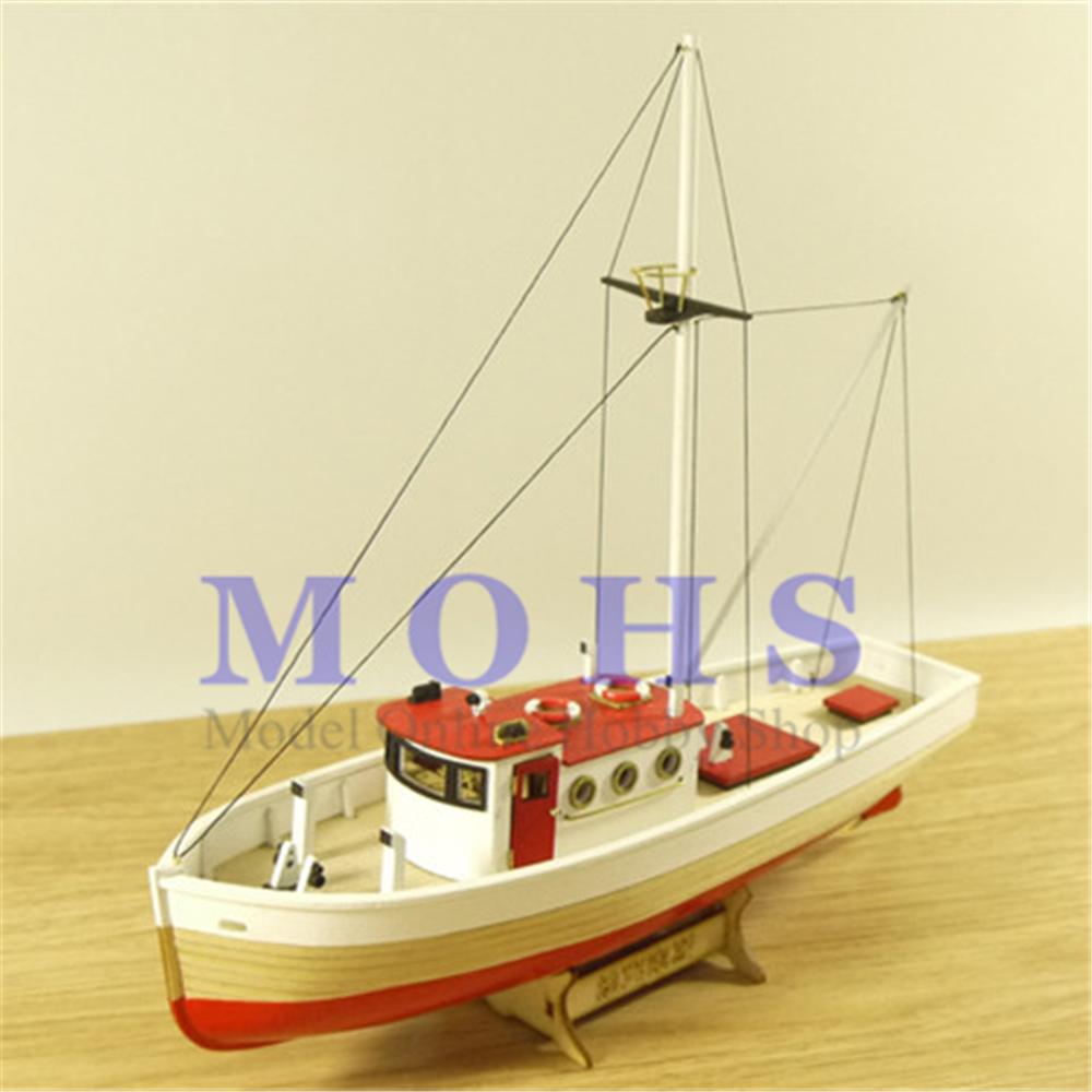 лодка деревянная макет купить
