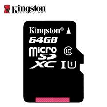 original Kingston Memory card 64GB SDXC class 10 micro sd card SDHC 4GB 8GB 16GB 32GB 64GB for Android Smartphone/Tablet/Camera (China (Mainland))