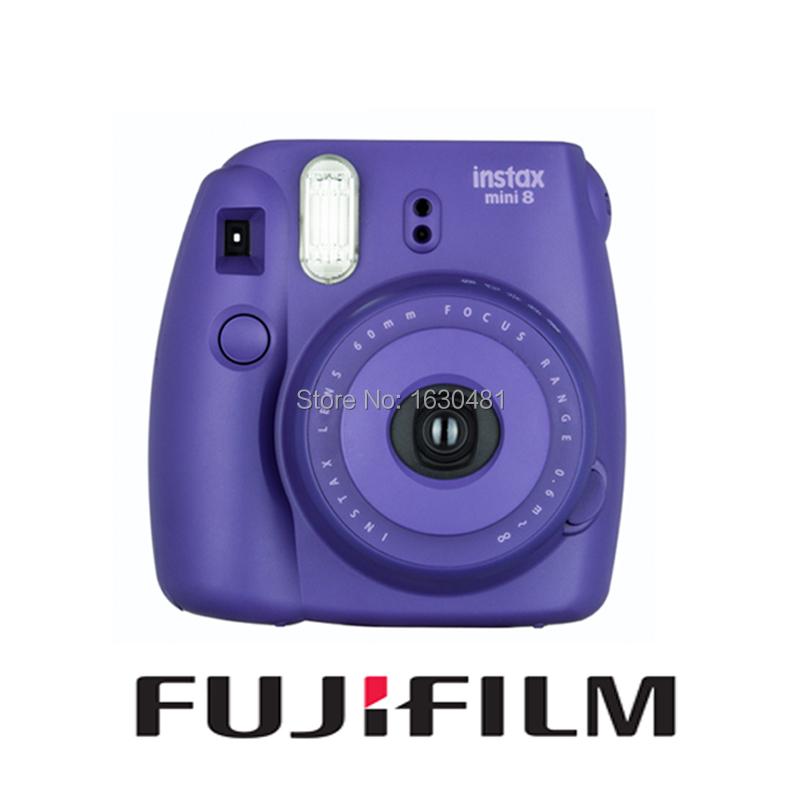 фотоаппарат пленочный Fuji Instax 8 Fujifilm Fuji Mini 8 фотоаппарат пленочный fuji instax mini 7s polaroid