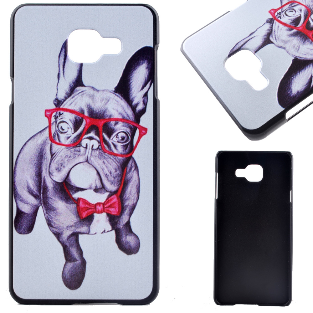Fashion Phone Case Smile Tooth Dream Catcher Tower Reindeer Hard Plastic Shell Back Cover Samsung Galaxy A3 (2016) A310 - Electronic City store