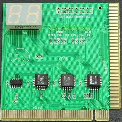 PC Computer Analyzer Diagnostic POST Test CARD PCI &ISA(China (Mainland))