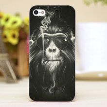 Smoke 'Em If You Got 'Em Design transparent case cover cell mobile phone cases for Apple iphone 4 4s 5 5c 5s hard shell