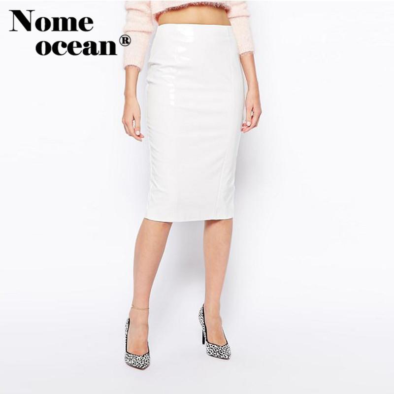 popular white pencil skirts buy cheap white pencil skirts