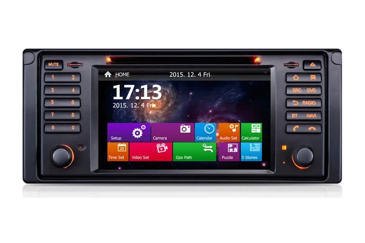 7 inch 1 Din Car DVD Player GPS Navigation System For Land Rover Range Rover 2002 2003 2004(China (Mainland))