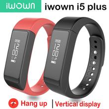 Buy Original iwown i5 plus Smart Wristband Bluetooth 4.0 Smartband Smart Band Passometer Sleep Monitor Smart Bracelet pk mi band 2 for $15.68 in AliExpress store