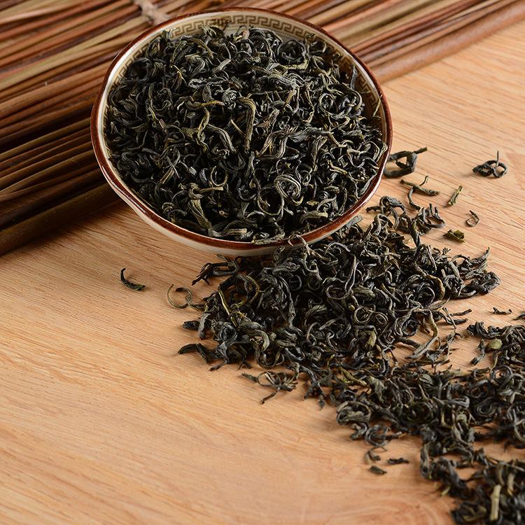 from Zhejiang tea in bulk supply spring fresh alcohol Luzhou refreshing mountain Green Tea(China (Mainland))