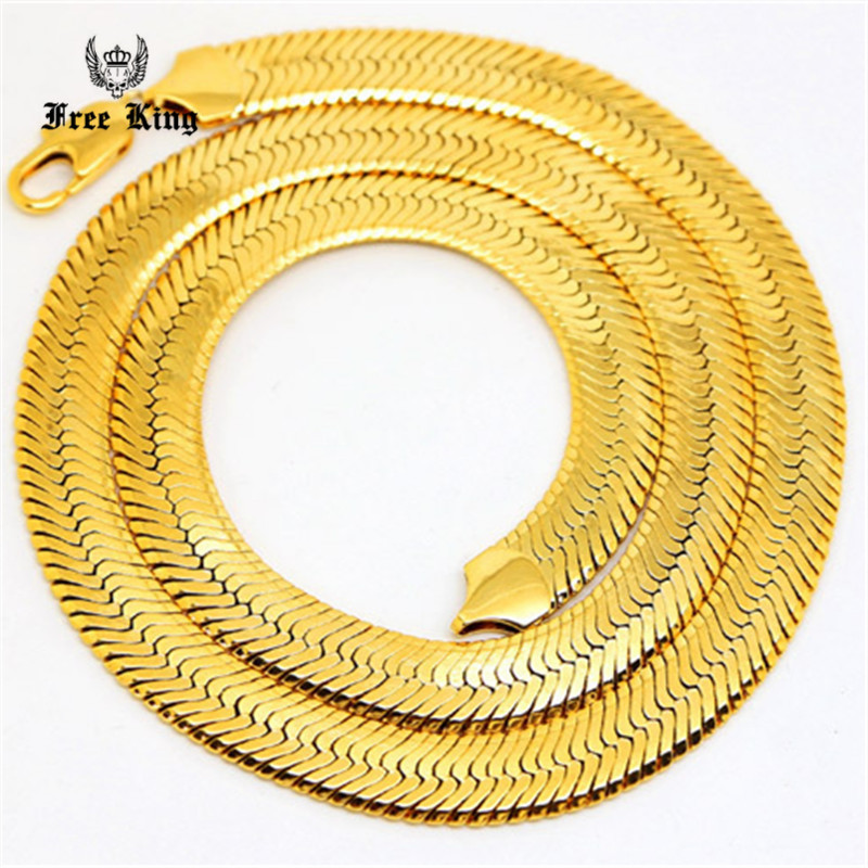gold herringbone chain promotionshop for promotional gold