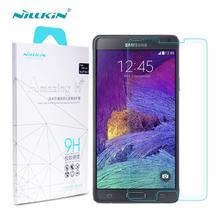 Защитное закалённое стекло Nillkin H+ для Samsung Galaxy Note 4 / Note4 / N9100